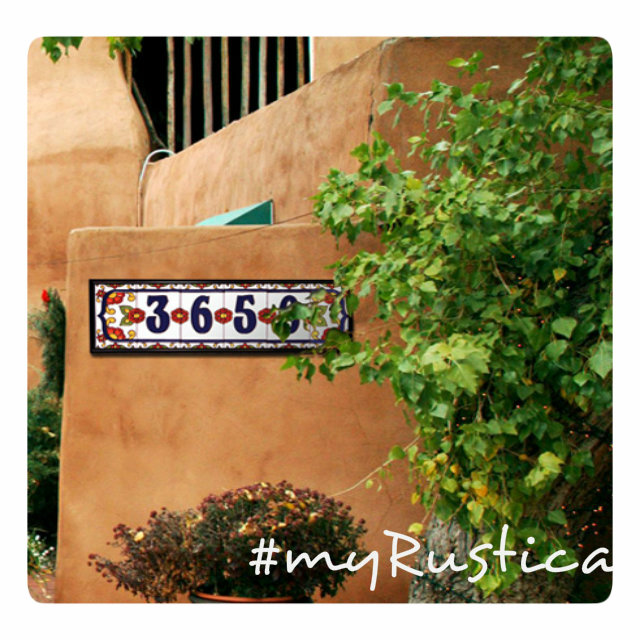 mexican decorative tile numbers